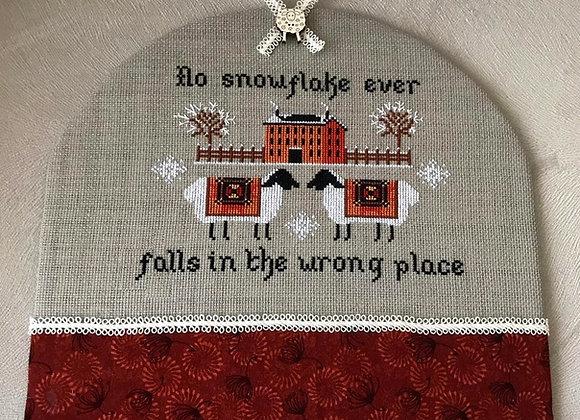 No Snowflake Ever