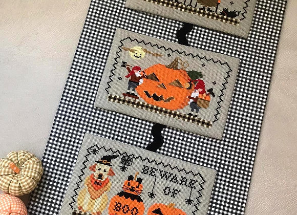 A  Very Scary Halloween Mini Series