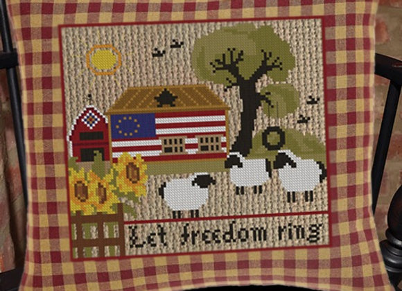 "A Patriotic Summer Series ""Let Freedom Ring"""