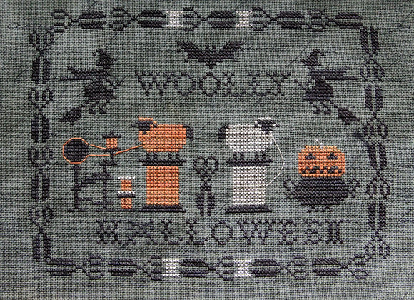 Woolly Halloween