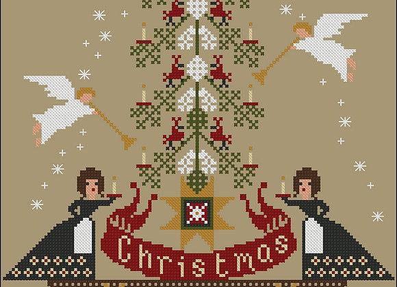 Twins's Christmas Tree