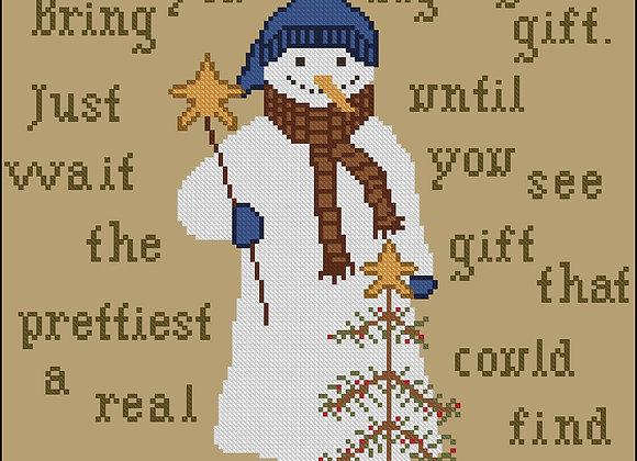 Snowman's Puzzle