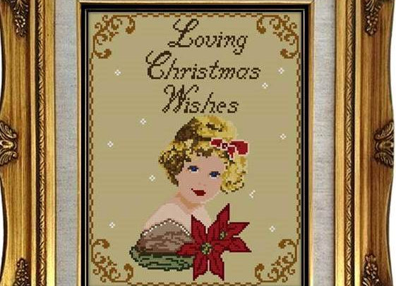 Victorian Christmas Mini Series, Loving Christmas Wishes