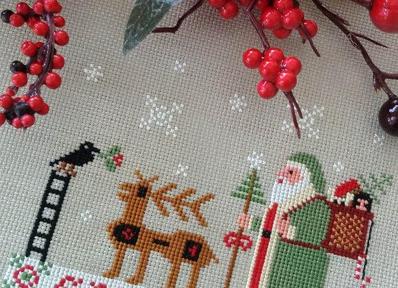 Greetings to Santa