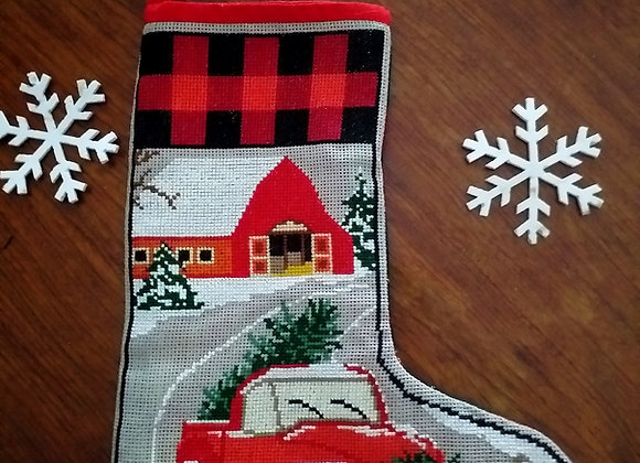 Country Christmas Stockings