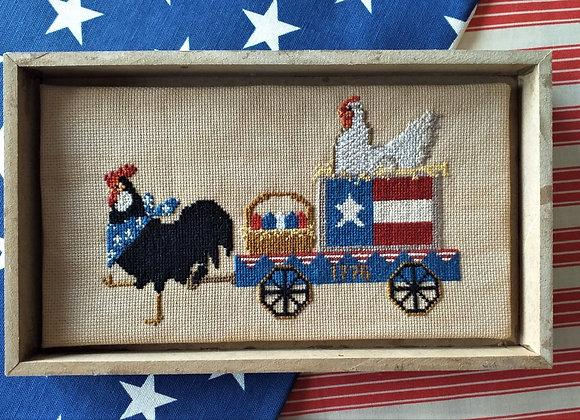 Coop Parade Series - America