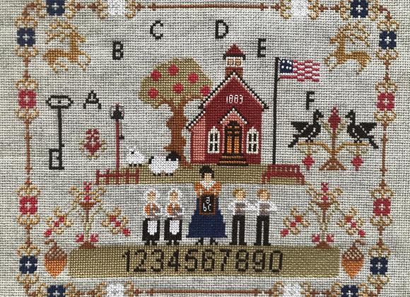 Old School on Prairie