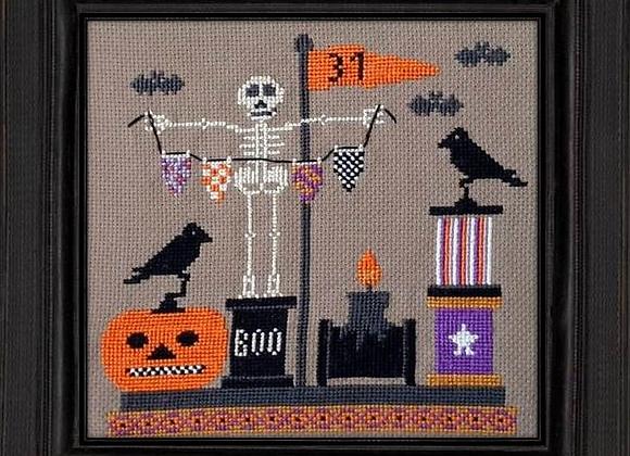 Stitching Halloween