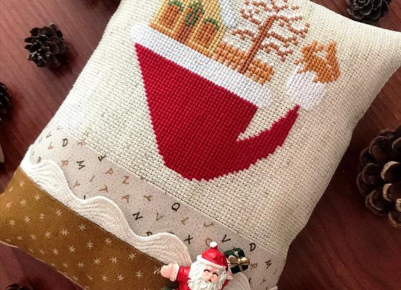 Moonlight Christmas Series Hat