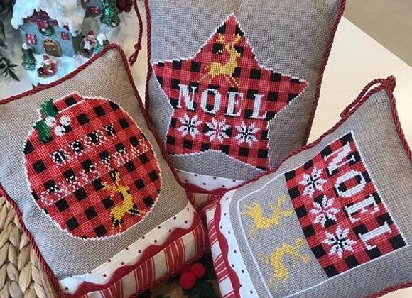 Rustic Christmas Series Triplets