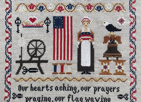 Betsy Ross Sampler