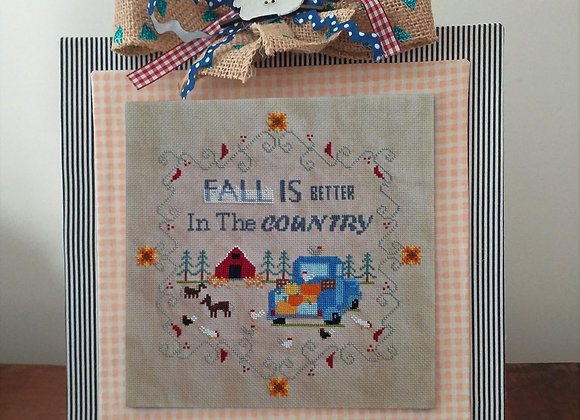 Better In The Country - Fall
