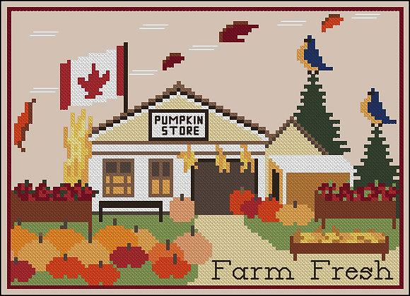 Pumpkin Store Canada