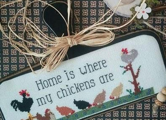 Home is Where My Chickens Are