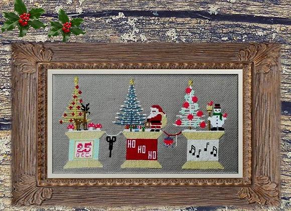 Stitching Christmas
