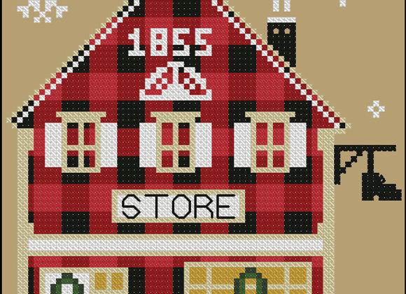 Rustic Christmas Series Store