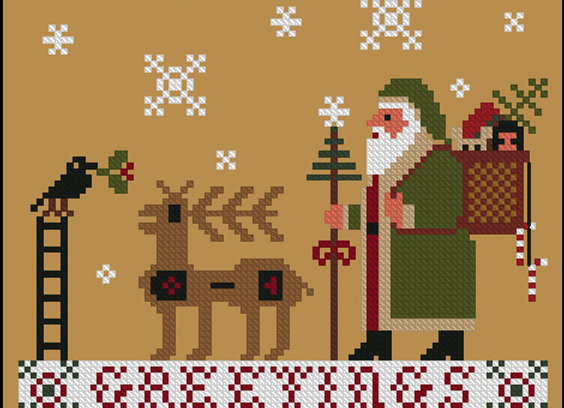 Gretings to Santa