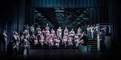 Video design Kungliga Operan
