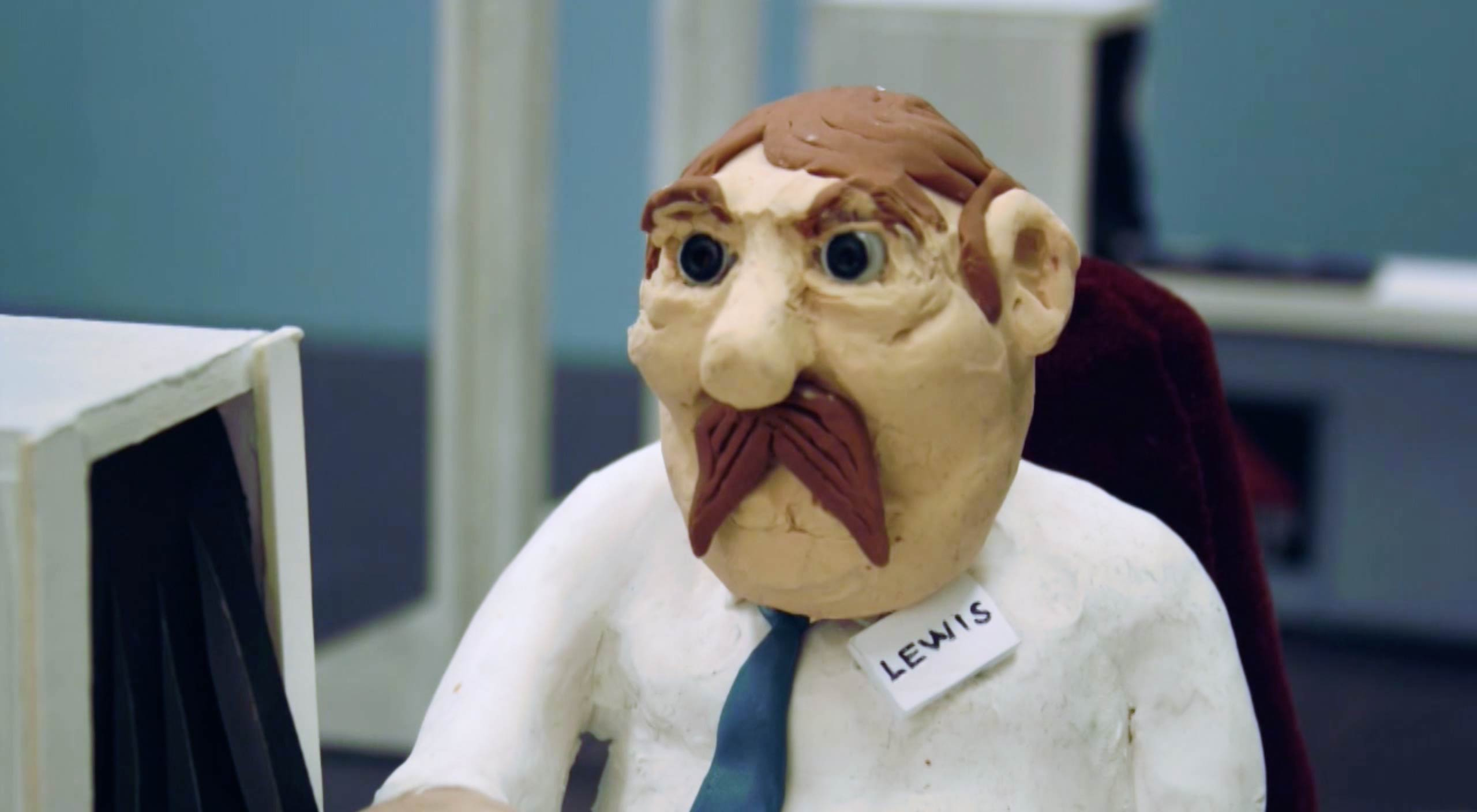 Still from Stop-motion animation