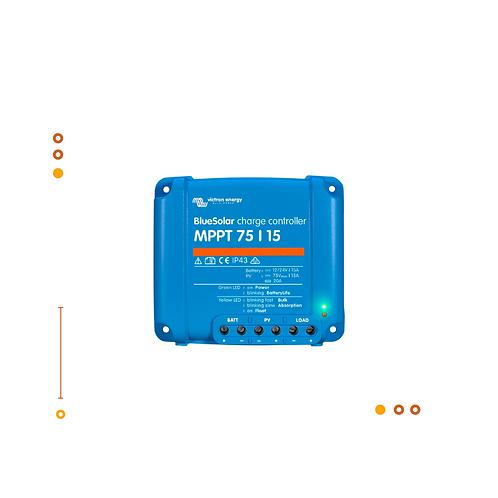 Controlador BlueSolar MPPT 75/15