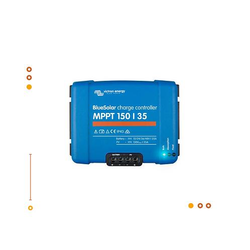 Controlador BlueSolar MPPT 150/35