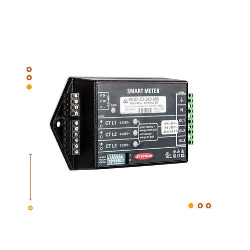 Medidor de energía SMART METER US-240V