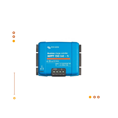 Controlador BlueSolar MPPT 150/60-Tr