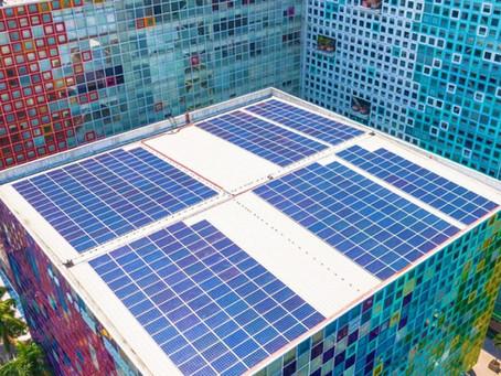 Techos con energía solar la nueva moda en construcción en Cali Colombia