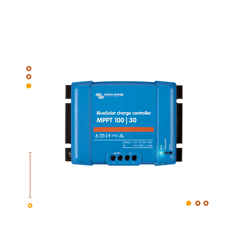 Controlador BlueSolar MPPT 100/30