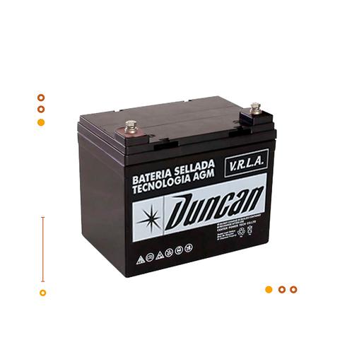 Bateria AGM R-55 / 55Ah@12V
