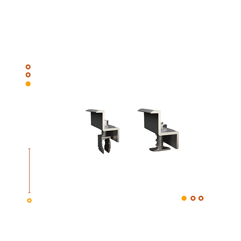 OX R6941 - ZETA CLAMP 40 mm