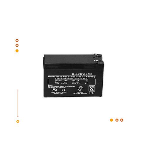 Bateria AGM R-1250 / 5Ah@12V