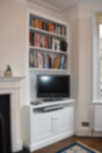 Mortlake alcove units, Chiswick alcove units, Dulwich alcove shelves, alcove cupboards Wimbledon, Wandsworth alcove units, Alcove units kew, alcove units merton, worchester park alcove shelves, alcove shelves london, tv unit london, besopke painted cupboards, alcoves, alcove carpenter alcove cupboard tooting, tooting carpenter,richmond carpenter, fulham carpenter,