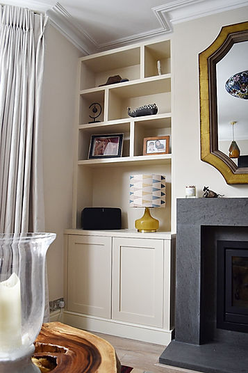Built in cupboards, alcove units wandsworth, alcove cupboards london