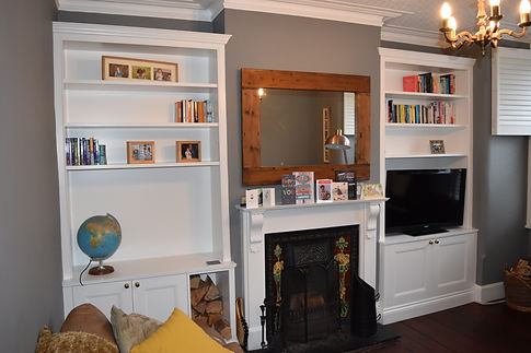 Alcove cabinets in ealing
