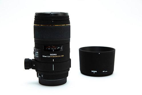 Sigma 150mm f/2.8 EX DG Macro HSM f.Canon