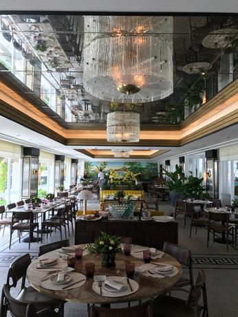 Lustre Restaurante Pérgula Copacana Palace