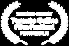2020 SEMI-FINALIST - Toronto Online Film