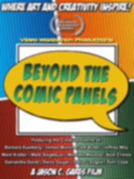 Beyond the Comic Panels Poster 2020 (120