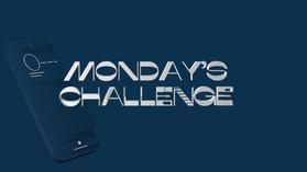 monday's challenge