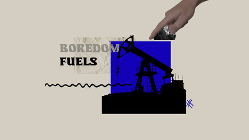 boredom fuels creativity