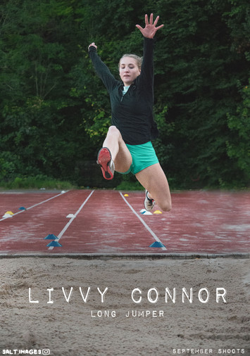 September: LIVVY CONNOR