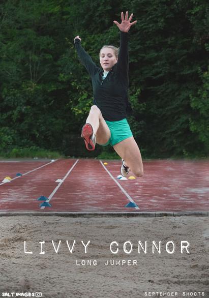 September: LIVVY CONNOR