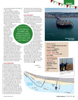 Outdoor Swimmer Magazine October '19