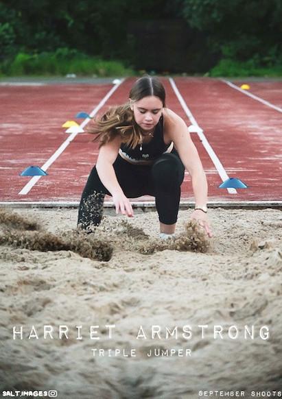 September: HARRIET ARMSTRONG