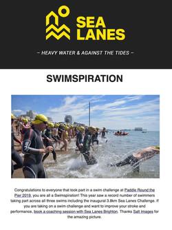 SEA LANES Newsletter - July 2019