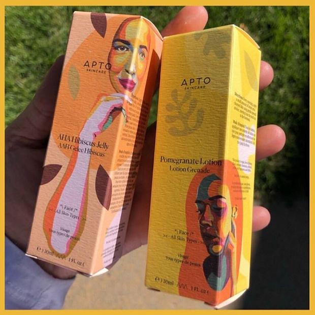 APTO Skincare Packaging
