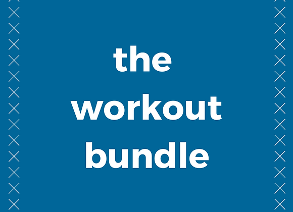 The Workout Bundle