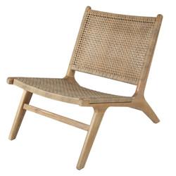 Resin Wicker and Solid Acacia Garden Armchair £270.00