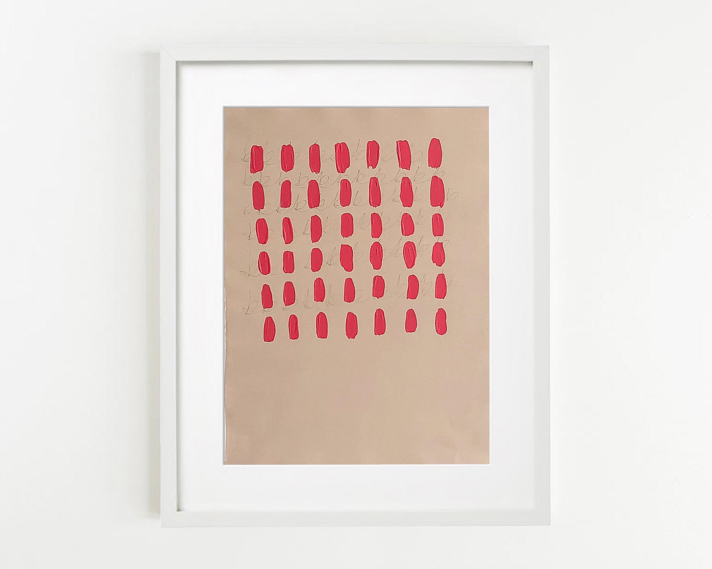 Abstract Dot Artwork £39.90
